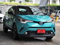 ขายรถ Toyota C-HR 1.8 HV Mid ปี2019 SUV