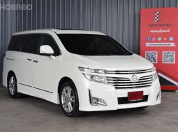 2011 Nissan Elgrand 2.5 High-Way Star รถตู้/MPV รถบ้านแท้