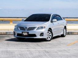 📌Toyota Corolla Altis 1.6 E CNG AT สีเทา เกียร์อัตโนมัติ ปี 2012