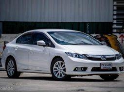 2012 Honda CIVIC 1.8 E i-VTEC รถเก๋ง 4 ประตู ดาวน์ 0%