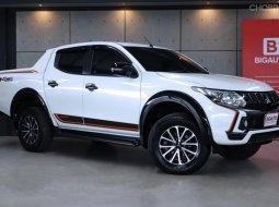 2018 Mitsubishi Triton 2.4 DOUBLE CAB เลขไมล์เพียง 30,557 KM