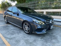 ดอกเบี้ย 2.79 % Mercedes-Benz E300 AMG Dynamic Blue TEC HYBRID  Sunroof รถสวย ไมล์ศูนย์ BKK 95,796