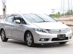 2013 Honda CIVIC 1.5 Hybrid รถเก๋ง 4 ประตู รถบ้านแท้
