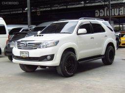 2013 Toyota Fortuner 2.5 G SUV ฟรีดาวน์