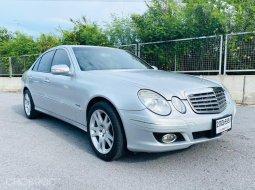 2008 Mercedes-Benz E200 1.8 Elegance รถเก๋ง 4 ประตู รถสวย