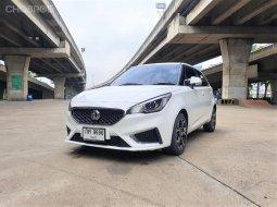 2018 Mg MG3 1.5 V Sunroof i-smart รถสวยพร้อมใช้ วารันตีศูนย์ยังเหลือ