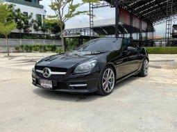 จองด่วน Benz SLK 200 R172 ปี2012 รถสวยพร้อมใช้