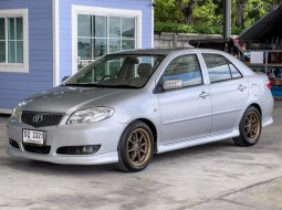 Toyota Vios 1.5S ปี2007 เกียร์ออโต้ 💥เครดิตดี ฟรีดาวน์ ออกรถ0บาท🎉