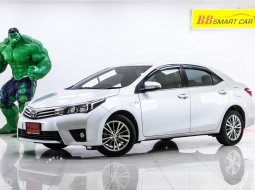 1T-112 TOYOTA ALTIS 1.6 E+CNG เกียร์ AT ปี 2016