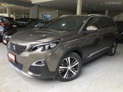 2019 Peugeot New Peugeot 5008 1.6 Turbo Allure SUV ออกรถง่าย