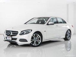 ขายรถสวย Benz C350e plug in hybird ปี2018