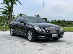 2012 Mercedes-Benz E250 CGI 1.8 Elegance รถเก๋ง 4 ประตู รถบ้านมือเดียว