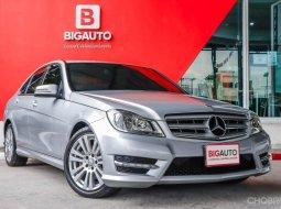 2013 Mercedes-Benz C200 1.8 W204 Avantgarde รายละเอียดของตัวรถสมบูรณ์แบบครับ P680