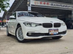 2017 BMW 320d 2.0 Luxury รถเก๋ง 4 ประตู