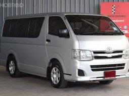 2012 Toyota HIACE 2.5 D4D รถตู้/MPV ดาวน์ 0%