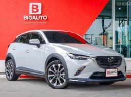 2019 Mazda CX-3 2.0 วิ่งเพียง 35,220 KM เท่านั้น สีพิเศษที่มีเฉพาะใน MINORCHANGE 2 เท่านั้นครับ P4770
