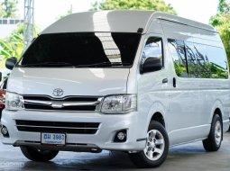 2013 Toyota COMMUTER 2.5 D4D ไมล์แท้ รถบ้านไม่เคยรับจ้าง