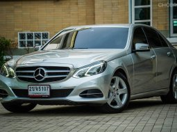 2014 Mercedes-Benz E200 2.0 Avantgarde รถเก๋ง 4 ประตู รถบ้านแท้