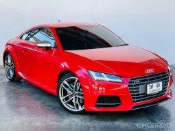 2018 Audi TTS 2.0 TFSI Quattro 4WD รถเก๋ง 2 ประตู