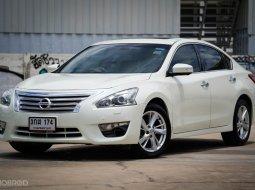 2013 Nissan TEANA 2.5 XV ดาวน์ 0% วารันตี Nissan 2 ปี