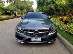 2018 Mercedes-Benz C250 2.0 AMG Dynamic รถเก๋ง 2 ประตู