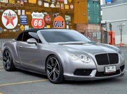 2014 Bentley Continental GTC V8 รถเปิดประทุน