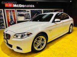 2016 BMW 525d 2.0 M Sport รถเก๋ง 4 ประตู รถบ้านแท้