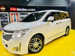 2012 Nissan Elgrand 2.5 High-Way Star รถตู้/MPV ออกรถง่าย