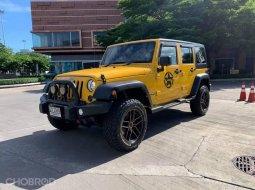 2016 Jeep Wrangler 2.8 Unlimited CRD 4WD รถเก๋ง 5 ประตู รถสวย