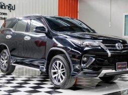 🔥ฟรีทุกค่าดำเนินการ! ไมล์เพียง2หมื่นโล Toyota Fortuner 2.4 V ปี2019