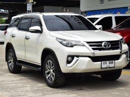 2017ใมล์ 70,000 KM Toyota Fortuner 2.8 (ปี 15-18) V SUV