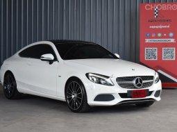 2017 Mercedes-Benz C250 2.0 Edition 1 รถเก๋ง 2 ประตู เจ้าของขายเอง