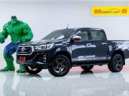 5E-80 Toyota Hilux Revo 2.4 E Plus 4WD รถกระบะ  2019