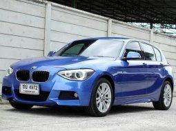 จองให้ทัน BMW 116i Msport ปี14 สภาพสวย