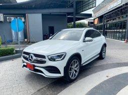 2021 Mercedes-Benz GLC250 2.0 4MATIC AMG Plus 4WD รถเก๋ง 4 ประตู ไมล์