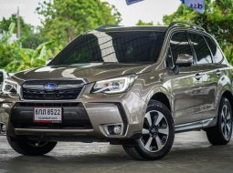 Subaru Forester 2.0 i-P 4WD ออกรถง่าย ฟรีดาวน์
