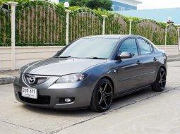2006 Mazda 3 1.6 V รถเก๋ง 4 ประตู สภาพสวยพร้อมเเต่ง