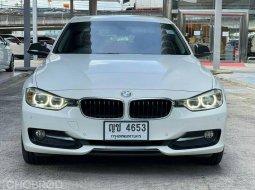 2012 BMW 320d 2.0 Sport รถเก๋ง 4 ประตู รถสวย