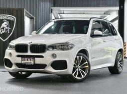2015 BMW X5 3.0 xDrive30d M Sport 4WD SUV รถบ้านมือเดียว
