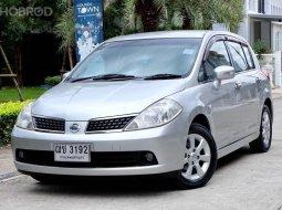 2008 Nissan Tiida 1.8 G รถเก๋ง 5 ประตู ผ่อน