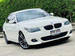 2009 BMW 520d 2.0 Sport รถเก๋ง 4 ประตู ดาวน์ถูก