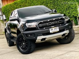 2018 Ford RANGER 2.0 Raptor 4WD รถกระบะ ออกรถง่าย