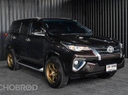 2017 Toyota Fortuner 2.4 G SUV ออกรถง่าย