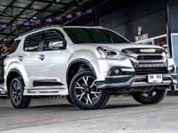 2019 Isuzu MU-X 3.0 top Navi Iconic 4WD SUV ดาวน์ 0%