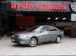 ขายรถ Toyota CAMRY 2.4 Q ปี2005 รถเก๋ง 4 ประตู