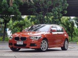 2014 BMW 116i รวมทุกรุ่นย่อย รถเก๋ง 5 ประตู รถสวย