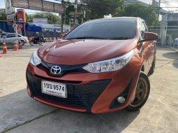 2018 Toyota YARIS 1.2 E รถเก๋ง 5 ประตู