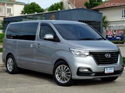 รถตู้ รถครอบครัว รถอเนกประสงค์ รถ11ที่นั่ง รถบ้าน รถมือสอง Hyundai H1 11ที่นั่ง มือเดียว วิ่งน้อย พร้อมใช้งาน