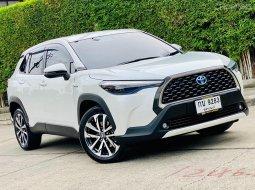 2020 Toyota Corolla Cross Hybrid Premium รถเก๋ง 5 ประตู ออกรถฟรี