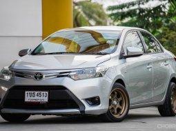 2015 Toyota VIOS 1.5 J รถเก๋ง 4 ประตู ออกรถ 0 บาท